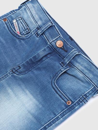 Diesel - D-SLANDY-HIGH-J JOGGJEANS, Blu Chiaro - Jeans - Image 3