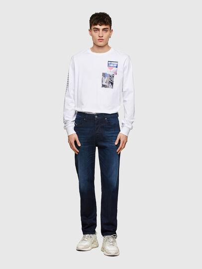 Diesel - D-Fining 069TN, Blu Scuro - Jeans - Image 5