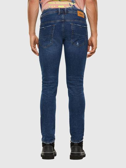 Diesel - Thommer 009DE, Blu Scuro - Jeans - Image 2
