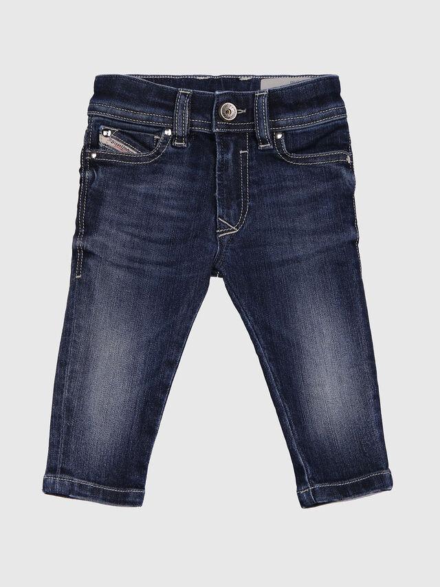 SLEENKER-B, Blu Jeans