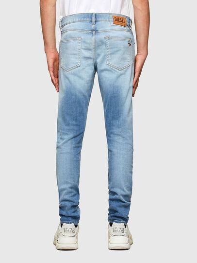 Diesel - D-Strukt 009NF, Blu Chiaro - Jeans - Image 2
