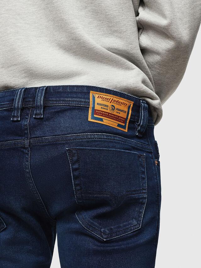 Diesel - Safado C84VG, Blu Scuro - Jeans - Image 4