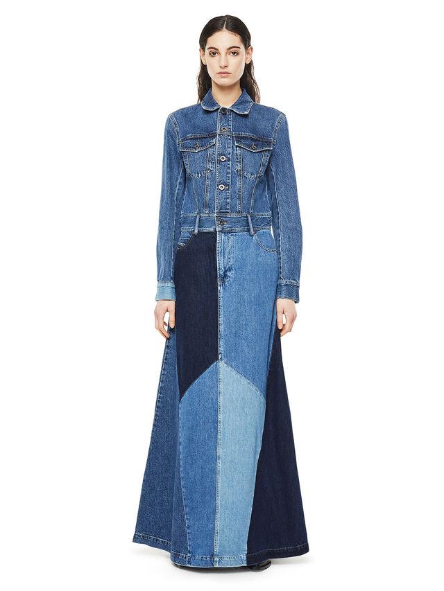 Diesel - DINAP, Blu Jeans - Vestiti - Image 1