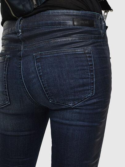 Diesel - D-Ollies JoggJeans 069JY, Blu Scuro - Jeans - Image 5