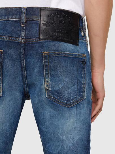 Diesel - D-Strukt 009NT, Blu medio - Jeans - Image 4