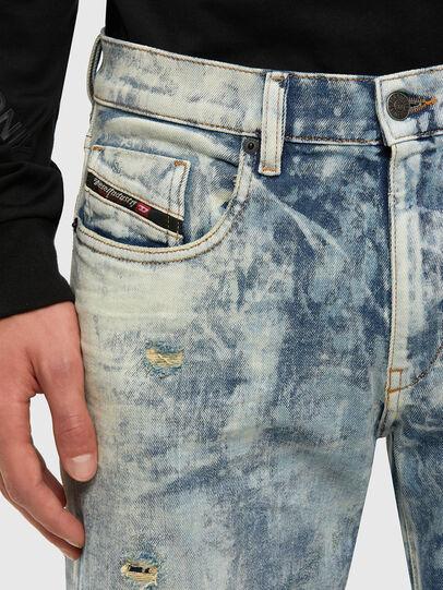 Diesel - D-Strukt 009FM, Blu Chiaro - Jeans - Image 3