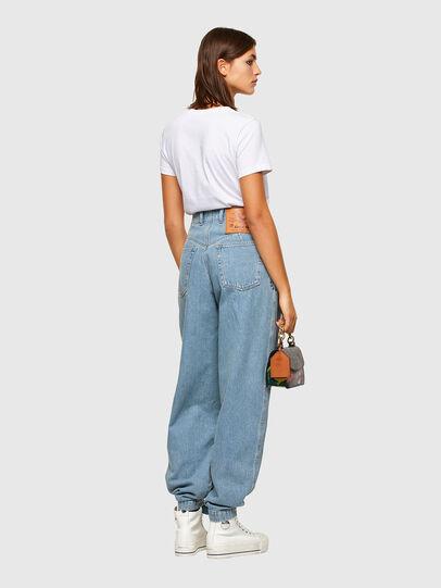 Diesel - D-Concias 009RQ, Blu Chiaro - Jeans - Image 7