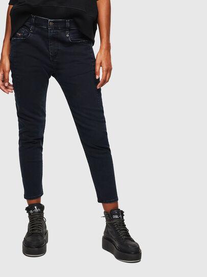 Diesel - Fayza 069GL, Blu Scuro - Jeans - Image 1