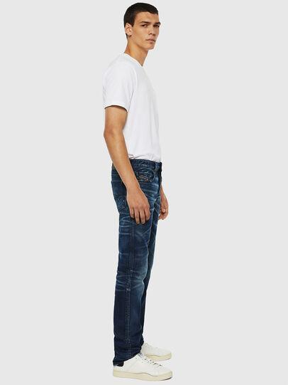 Diesel - Safado 084AM, Blu Scuro - Jeans - Image 6