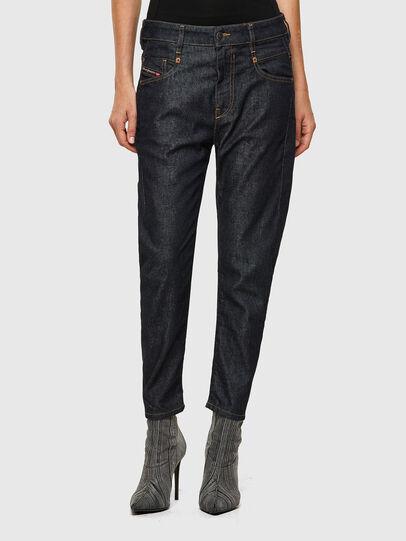Diesel - Fayza 009HF, Blu Scuro - Jeans - Image 1