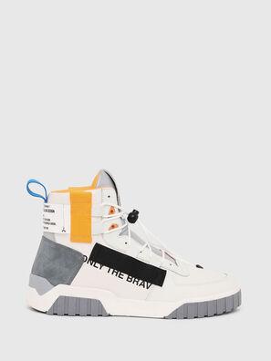S-RUA MID SP, Bianco - Sneakers