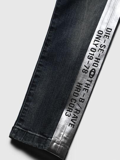 Diesel - BABHILA-J, Blu medio - Jeans - Image 5