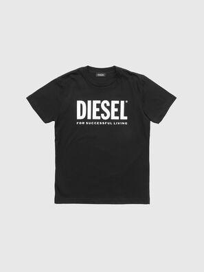 TJUSTLOGO, Nero - T-shirts e Tops