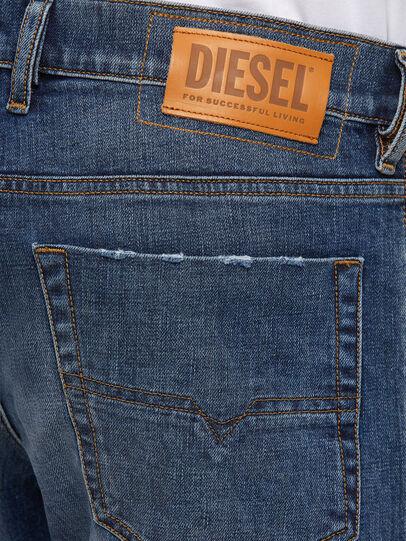 Diesel - Tepphar 009IX, Blu Scuro - Jeans - Image 4