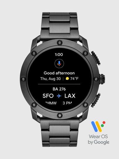 Diesel - DT2017, Grigio scuro - Smartwatches - Image 6