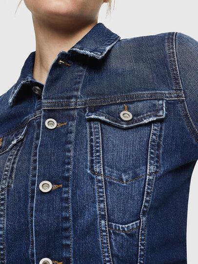 Diesel - DE-LIMMY, Blu Jeans - Giacche in denim - Image 3