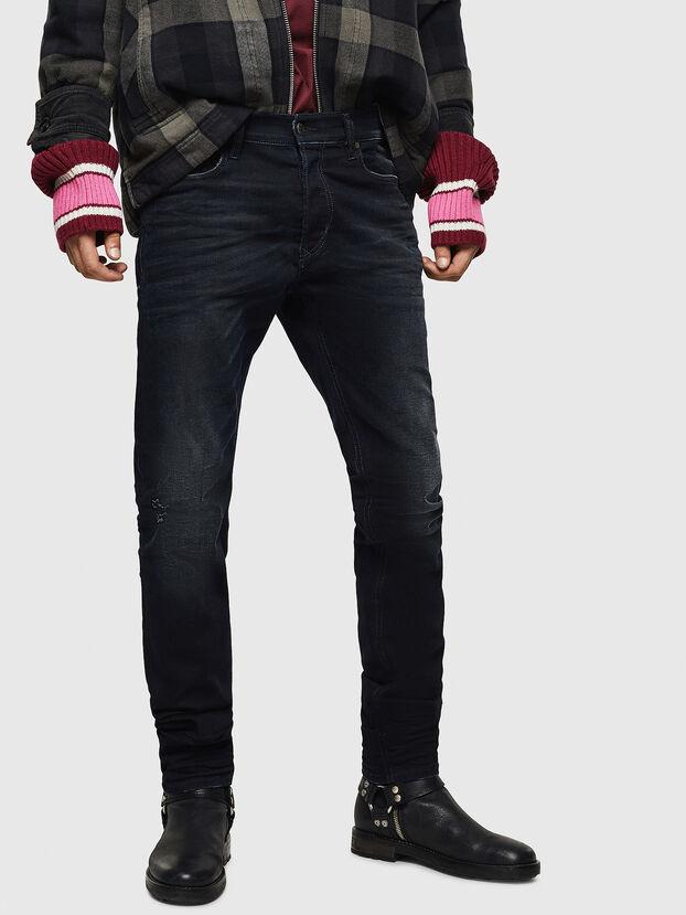 Tepphar 0679R, Nero/Grigio scuro - Jeans