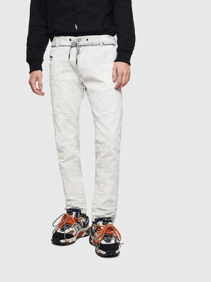 D-Luhic JoggJeans 069LZ, Bianco - Jeans