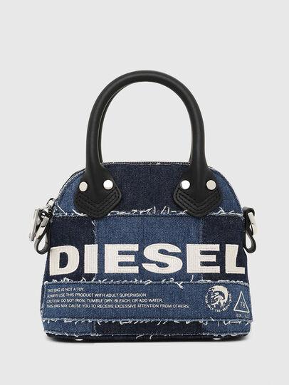 Diesel - PYANIGA S, Blu - Borse a tracolla - Image 1