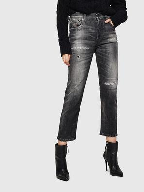 Aryel 0095J, Nero/Grigio scuro - Jeans