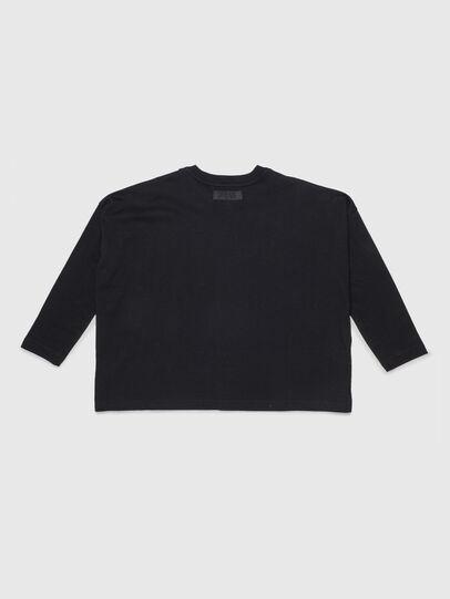 Diesel - TGIANJ, Nero - T-shirts e Tops - Image 2