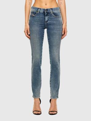 Sandy 009AA, Blu medio - Jeans