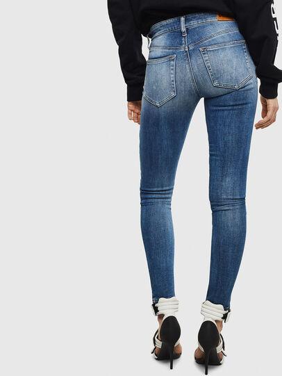 Diesel - Slandy 009CJ, Blu medio - Jeans - Image 2