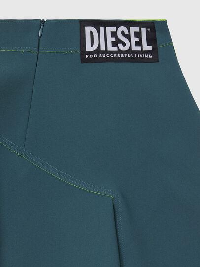 Diesel - S-SPRING, Verde Acqua - Shorts - Image 4