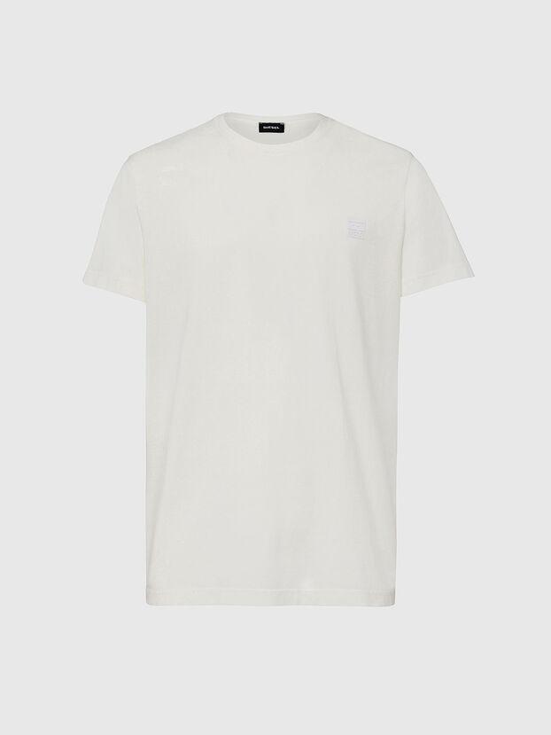 T-DIEGOS-K31, Bianco - T-Shirts