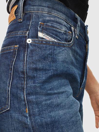 Diesel - Widee 0090W, Blu Scuro - Jeans - Image 3