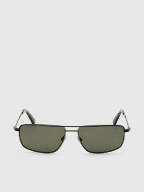 DL0308, Nero/Grigio - Occhiali da sole