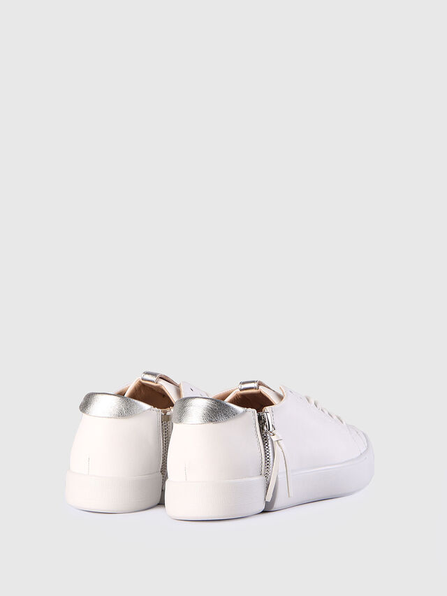 Diesel - S-NENTISH LC W, Bianco - Sneakers - Image 2