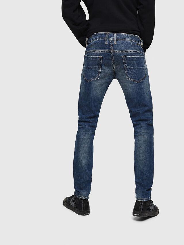 Diesel - Thommer 089AR, Blu medio - Jeans - Image 2