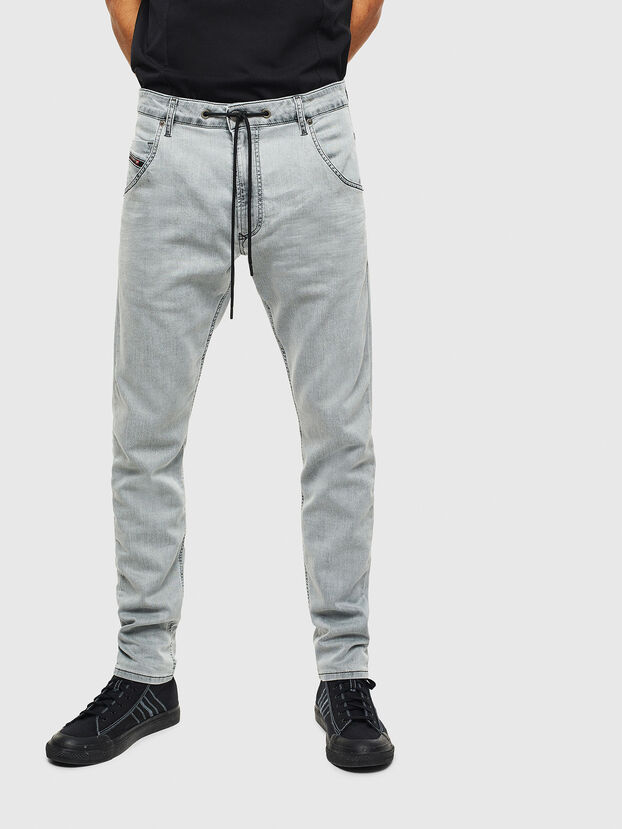 Krooley JoggJeans 069MH, Blu Chiaro - Jeans