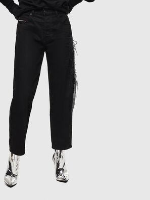 Aryel 0TAXI, Nero/Grigio scuro - Jeans