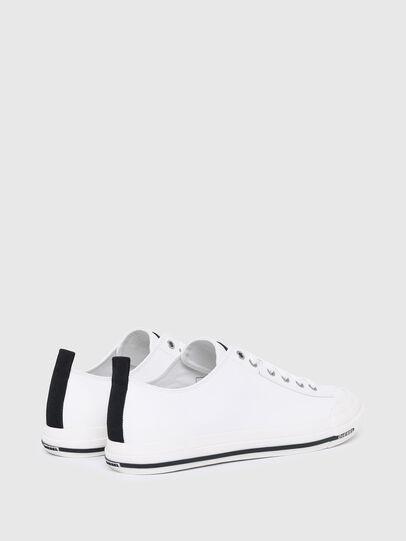 Diesel - S-ASTICO LOW CUT, Bianco - Sneakers - Image 3