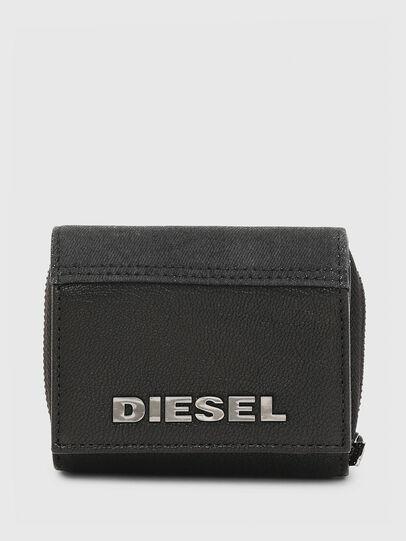 Diesel - SPEJAP, Nero - Portafogli Piccoli - Image 1