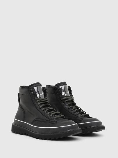Diesel - H-SHIROKI DMBB, Nero - Sneakers - Image 2