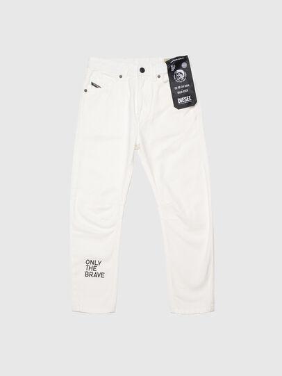 Diesel - NARROT-R-J-N, Bianco - Jeans - Image 1