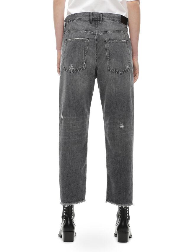 Diesel - TYPE-1815-RE, Grigio Jeans - Jeans - Image 2