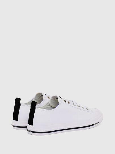 Diesel - S-ASTICO LOW CUT W, Bianco - Sneakers - Image 3