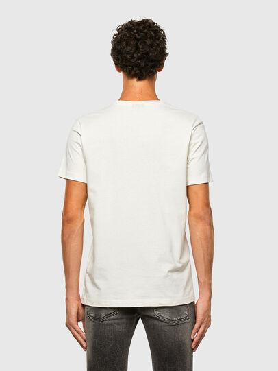 Diesel - T-DIEGOS-X45, Bianco - T-Shirts - Image 5