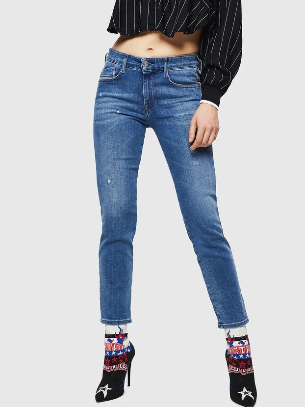 D-Rifty 083AX, Blu Chiaro - Jeans