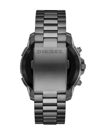 Diesel - DT2004, Grigio Metallizzato - Smartwatches - Image 3