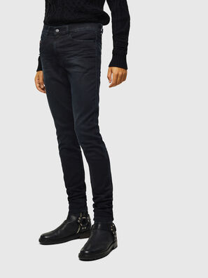 D-Reeft JoggJeans 069KJ, Nero/Grigio scuro - Jeans