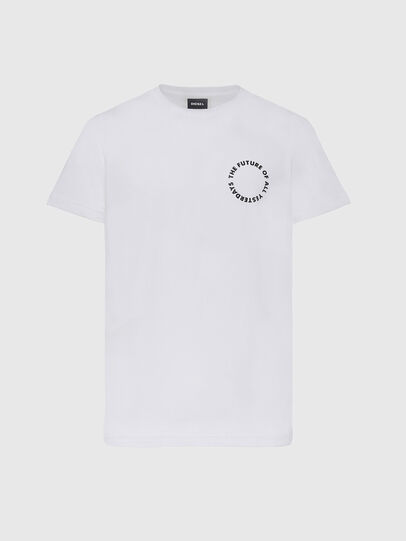 Diesel - T-DIEGOS-X46, Bianco - T-Shirts - Image 1