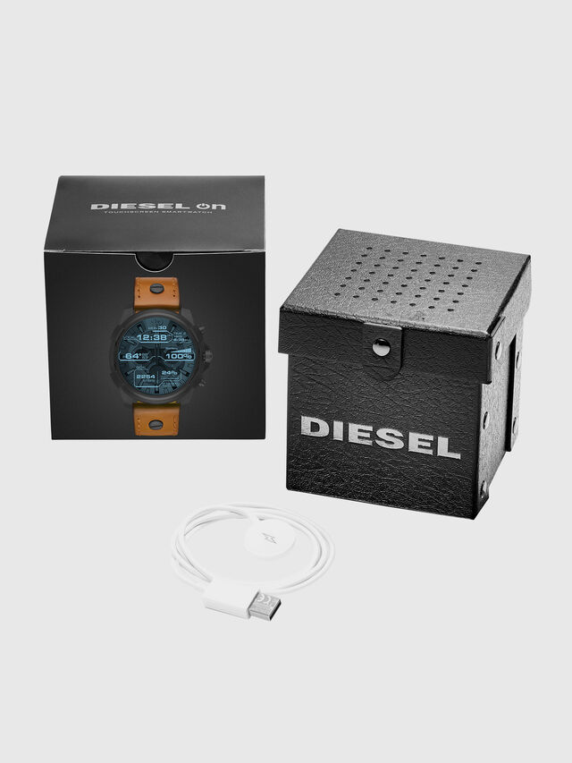 Diesel - DT2002, Marrone - Smartwatches - Image 5