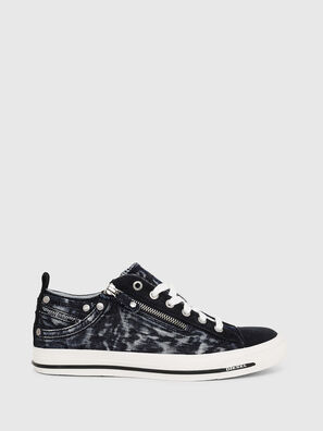 EXPO-ZIP LOW W, Blu Scuro - Sneakers