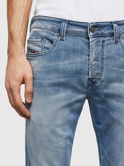 Diesel - Safado 069MN, Blu Chiaro - Jeans - Image 3