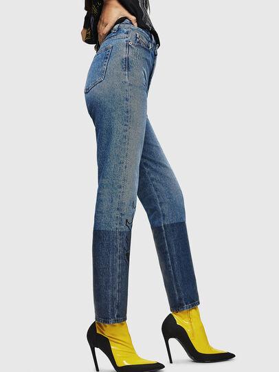 Diesel - D-Eiselle 0078T, Blu Chiaro - Jeans - Image 7